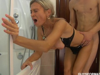 wife getting laid