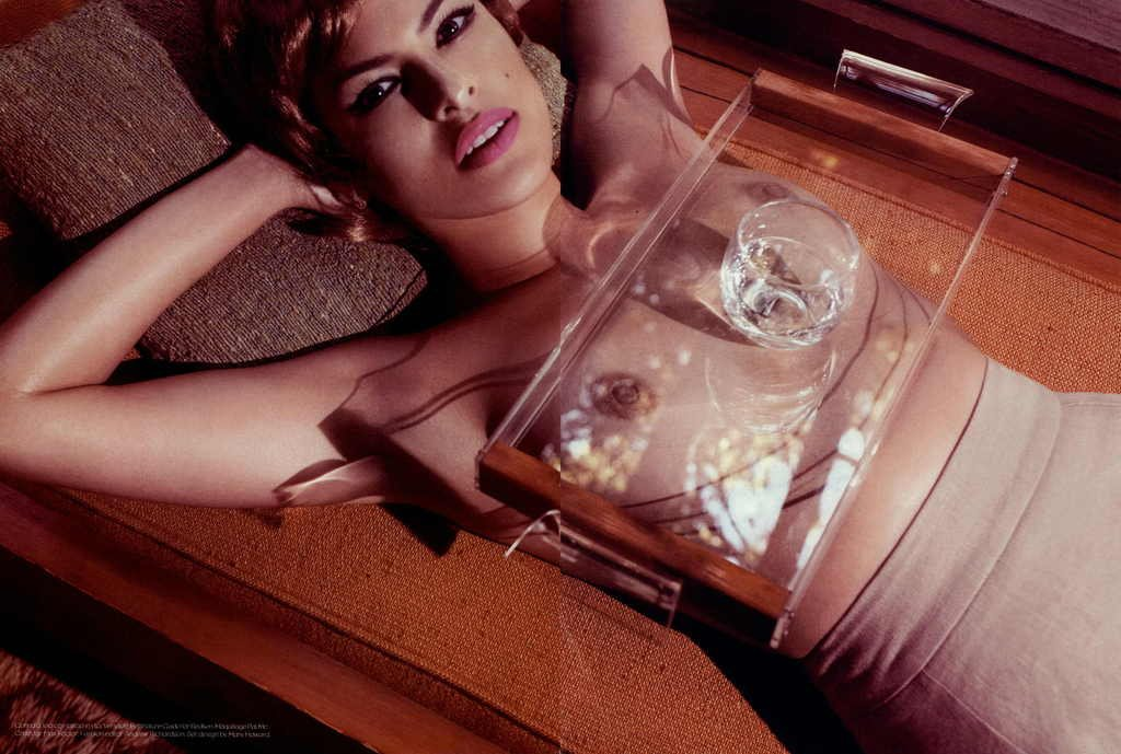 eva mendes s pink pussy